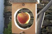 Het maken van een eenvoudig Vogelhuis/waterbak.