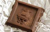 Chocolade met 3D-Printer maken