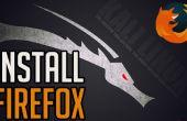 Het installeren van Firefox In Kali Linux 2.0