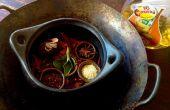 Spaanse peper olie