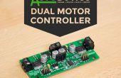 Controle van de motorcontroller Actobotics Dual