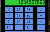 Maken van een rekenmachine Visual Studio C#