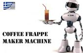 Frappe Koffieapparaat Machine