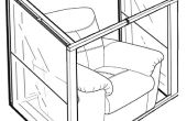 IKEA Hack: Gaming Home Theater Boss stoel