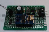 Low-cost WIFI-datalogger voor temperatuur (DS18B20) gebaseerd op ESP8266 met aansluitmogelijkheden voor thingspeak.com
