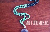 DIY Mala parel ketting
