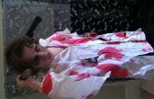 Halloween Zombie kostuum!