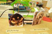 Intel Edison, Twitter API en leuke honden