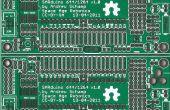 PCB's voor het Seeed gebruiken Eagle panelizing gratis / licht