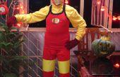 Mijn Iron Man klassieke halloween kostuum