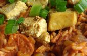 New Orleans Jambalaya (Vegan-Friendly)
