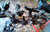 DIY VR fiets