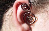 Maken van een snelle en gemakkelijke Ear Wire