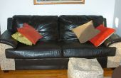 Modge Podged Couch Project