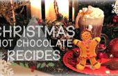 5 recepten voor warme kerst-chocolade
