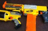 Awesome Nerf mod: Sluit uw Nerf guns