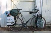 Fiets rek, fietstassen, adventures: 4 Packs, Trailers en plezier.