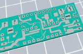 Maak een 3D Printed Circuit Board dat werkt