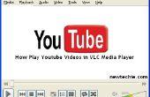 Hoe te spelen YouTube-video's direct In VLC Player en verminderen tijd bufferen