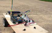 Arduino aangedreven autonome voertuig