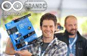 Arduino GRANDE de enorme Microcontroller
