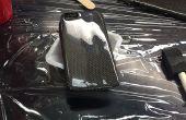 Hoe maak je een koolstofvezel mobiele telefoon geval