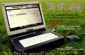 Pi-Berry Laptop--The Classic DIY laptop