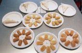 Zelfgemaakte Twinkie uitdaging