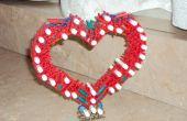 Knex hart voor Valentijnsdag