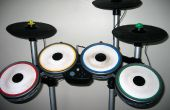 Wii Rock Band Pro Drum Kit Cymbal reparatie