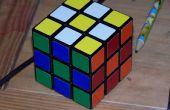 De eenvoudigste manier om het oplossen van de rubix kubus