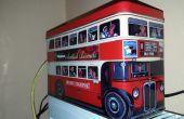 Uiteindelijk ernstige Bus (USB) NAS-Server wordt verzorgd door Raspberry Pi:)