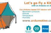 Laten we gaan vliegen een vlieger... met een Arduino daarop!