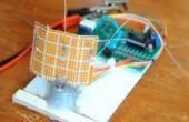 Single-as PIC gecontroleerd Solar Tracker DIY Kit