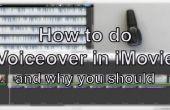 Hoe Voice Over doen in iMovie, en waarom je moet