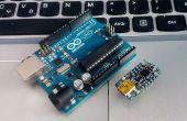 Het gebruik van de Adafruit Trinket bestuur - Arduino tutorial Arduino Tutorial