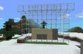 Hoe maak je een bord verbinden vier In Minecraft Pe