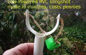 Eenvoudige PVC katapult voor pence