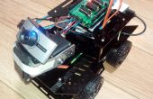 RC wifi auto Robot camera met behulp van de Arduino en openWRT