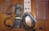 0 tot 500v Sound Card Osciloscope en sondes kosten pinda's (onder de 20)
