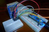 SD Card dataloggen met de DHT22 Temp vochtigheid Sensor