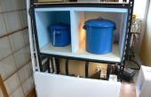 Bouwen van een warmbox voor de gisting op de goedkope