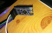 Uploaden van de schets naar Pro Mini Arduino met behulp van de Arduino UNO
