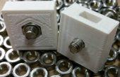 3D Print gevangen noten zonder uw afdrukken onderbreken.