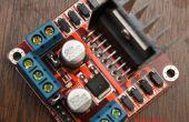 Arduino Modules - L298N Dual H-Bridge motorcontroller