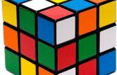 Oplossen van de Rubik's Cube