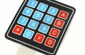 Toetsenbord met Arduino zonder met behulp van toetsenbord bibliotheek (eerste Tutorial)