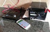 Een DSL-Router met een 12v-accu (Anti-Loadshedding DSL)