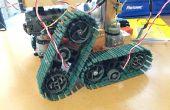 3D afgedrukt aangepaste Vex Tank loopvlak systeem