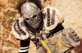Turbo Kid Skeletron Cosplay Prop wapen en masker - SKS Props